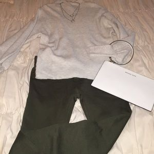 Olive small pant New York & Co